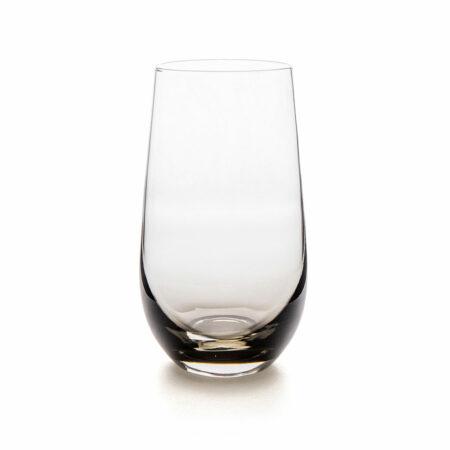 Glas Tumbler smoke 565 ml