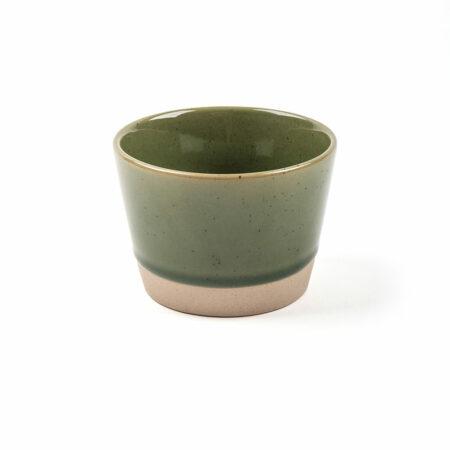 Phi Phi kom groen 10 x 7,3 cm
