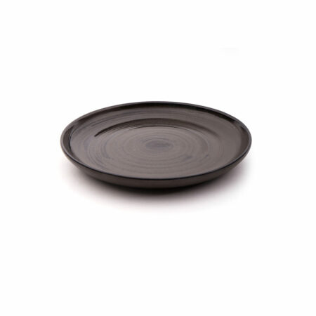 Phuket bord zwart 19 cm
