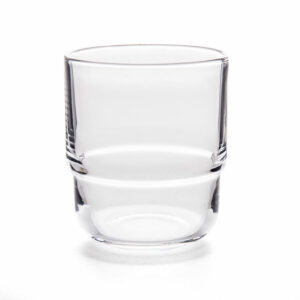 glas tumbler piccadilly clear